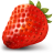 48x48px size png icon of Strawberry