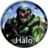 48x48px size png icon of Halo