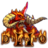 48x48px size png icon of Diablo II 2