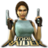 48x48px size png icon of Tomb Raider