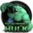 48x48px size png icon of The Incredible Hulk 1