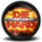 48x48px size png icon of Die Hard Trilogy 1