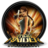 48x48px size png icon of Tomb Raider Aniversary 3