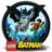48x48px size png icon of LEGO Batman 1