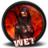 48x48px size png icon of Wet 6