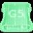 48x48px size png icon of G5 Matrix Drive Trans