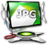 48x48px size png icon of JPG File