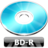 48x48px size png icon of BD R