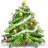 48x48px size png icon of christmas tree