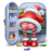 48x48px size png icon of santa steal