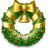48x48px size png icon of Wreath