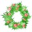 48x48px size png icon of holly garland