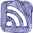 48x48px size png icon of RSS