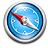 48x48px size png icon of Blue Classic