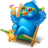 48x48px size png icon of twitter relax