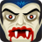 48x48px size png icon of dracula