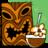 48x48px size png icon of Tiki Luau