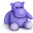 48x48px size png icon of hippo