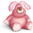 48x48px size png icon of rabbit