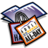 48x48px size png icon of Folder Documents