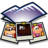 48x48px size png icon of Folder Users