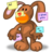 48x48px size png icon of System Apps Stickies