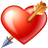 48x48px size png icon of Love