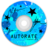48x48px size png icon of CD Blue