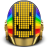 48x48px size png icon of Daft Punk Guyman Smile