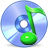 48x48px size png icon of Music disk SH