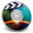 48x48px size png icon of iDVD Eclipse