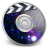 48x48px size png icon of iDVD Plasma