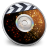 48x48px size png icon of iDVD Solar Flare