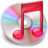 48x48px size png icon of iTunes barbie