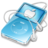 48x48px size png icon of ipod video blue apple