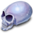 48x48px size png icon of Crystal Skull