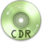 48x48px size png icon of CDR