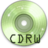 48x48px size png icon of CDRW