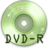 48x48px size png icon of DVD R