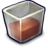 48x48px size png icon of Brown Liquid Filled Glizass