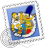 48x48px size png icon of Mail Simpsons