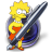 48x48px size png icon of Pages Lisa