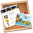 48x48px size png icon of iWeb simpsons