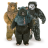 48x48px size png icon of Ewoks