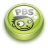 48x48px size png icon of PBS TV
