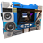 48x48px size png icon of Transformers Soundwave no tape side