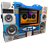 48x48px size png icon of Transformers Soundwave tape side