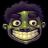 48x48px size png icon of Comics Hulk Happy