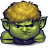 48x48px size png icon of Comics Hulkling Sulking