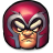 48x48px size png icon of Comics Magneto